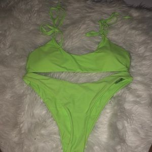Shein bathing suit